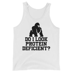 Do I Look Deficient? - Tank top