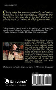 Charity Begins at Home; A Novel By: Bethany Goldpaugh Brown