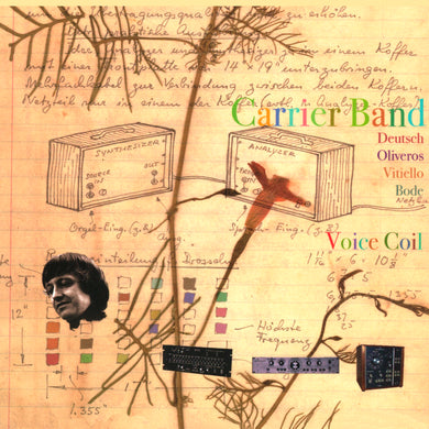 Carrier Band - Voice Coil (CD)