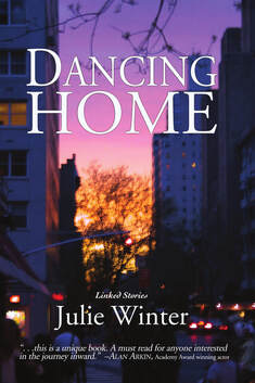 Dancing Home - Linked Stories by Julie Winter