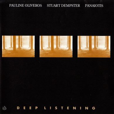 Deep Listening  Band - Deep Listening (CD)