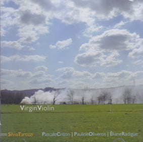 Compilation: Silvia Tarozzi: Virgin Violin (CD)