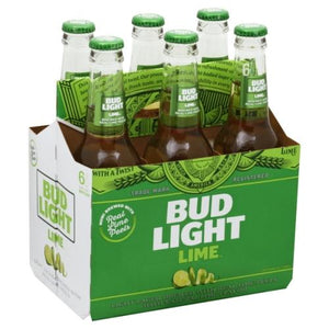 BUD LIGHT LIME 6PK