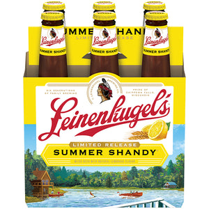 LEINENKUGEL'S SUMMER SHANDY 6 Pack