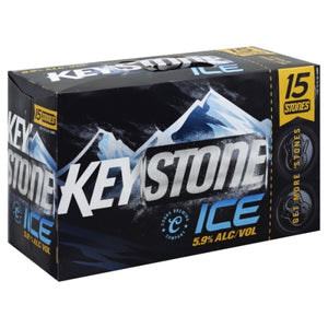 KEYSTONE ICE 15 Pack CANS
