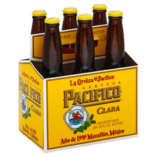 Load image into Gallery viewer, PACIFICO MEXICAN BEER 6 Pack