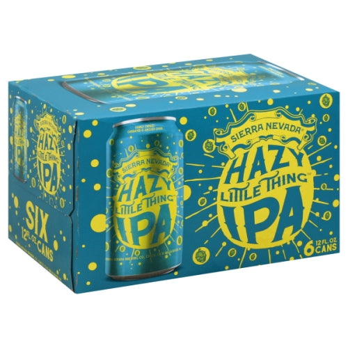 SIERRA NEVADA HAZY LITTLE THING 6 Pack CANS