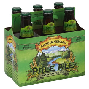 SIERRA NEVADA PALE ALE 6 Pack