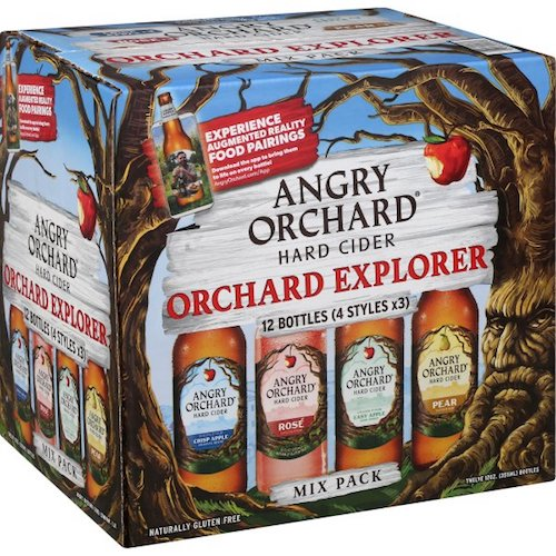 ANGRY ORCHARD VARIETY 12 Pack