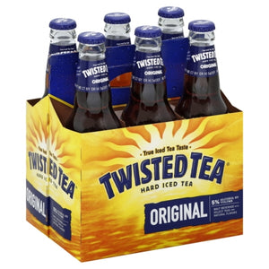 TWISTED TEA 6 Pack