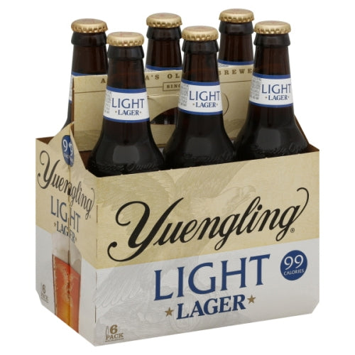 YUENGLING LIGHT LAGER 6PK LNNR