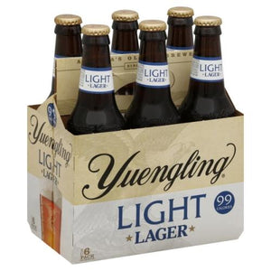 YUENGLING LIGHT LAGER 6 Pack