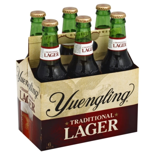 YUENGLING AMBER LAGER 6 Pack