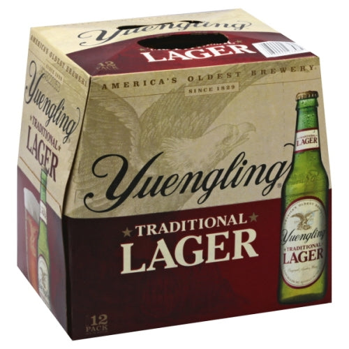 YUENGLING AMBER LAGER 12 Pack
