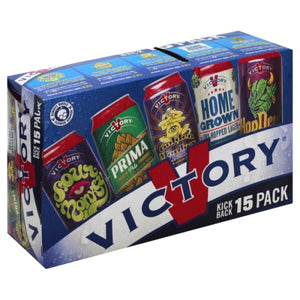 VICTORY KICK BACK VARIETY 15 Pack