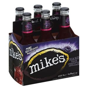 MIKE'S HARD RASPBERRY 6PK