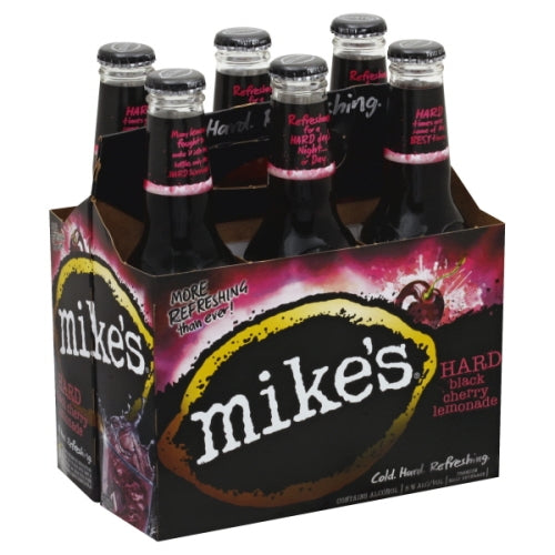 MIKE'S BLACK CHERRY 6PK