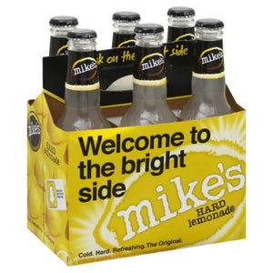MIKE'S HARD LEMONADE 6PK