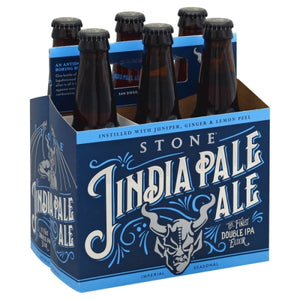 STONE HIGH END SEASONAL 6PK