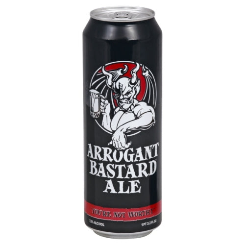 STONE ARROGANT BASTARD CAN