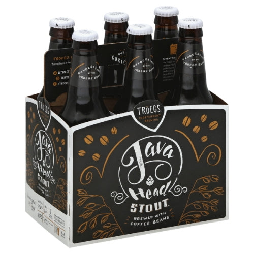 TROEGS JAVA HEAD STOUT 6 Pack