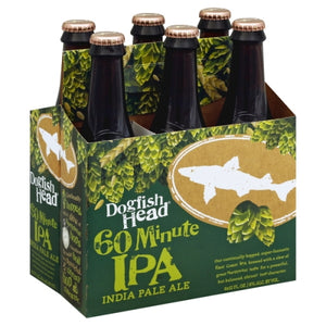 DOGFISH HEAD 60 MINUTE IPA 6PK