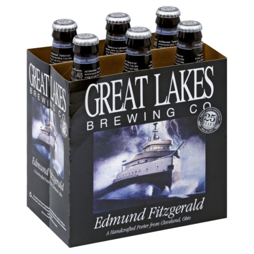 GREAT LAKES EDMUND FITZGERALD 6 Pack