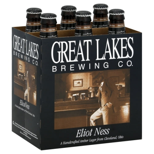 GREAT LAKES ELIOT NESS 6 Pack
