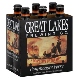 GREAT LAKES COMMODORE PERRY 6 Pack
