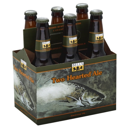 BELL'S TWO HEARTED ALE 6  Pack