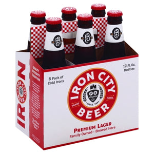 IRON CITY 6 Pack