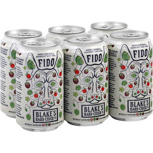 BLAKE'S SEASONAL CIDER 6 Pack Cans