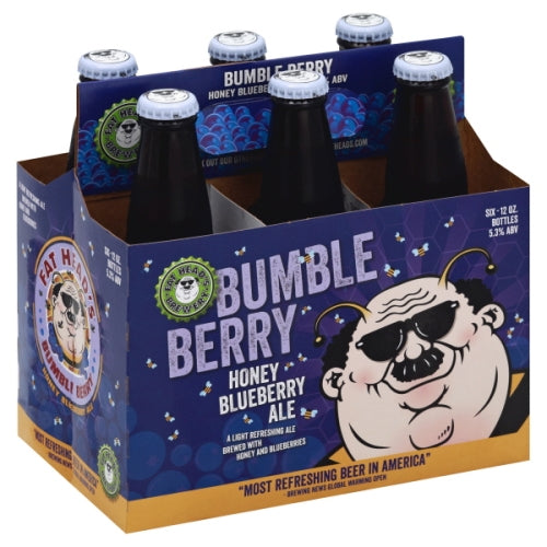 FAT HEAD'S BUMBLE BERRY 6 Pack