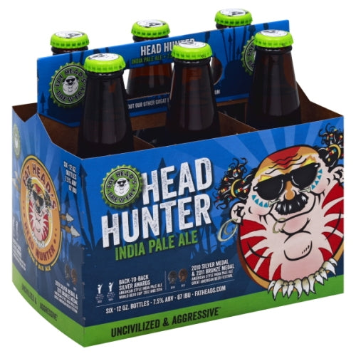 FAT HEAD'S HEAD HUNTER 6 Pack