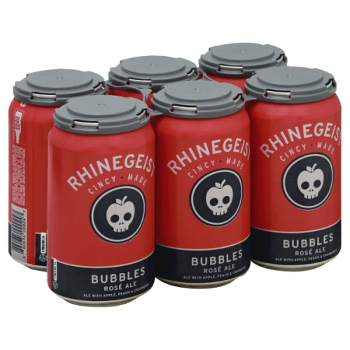 RHINEGEIST BUBBLES ROSE 6PK