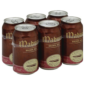 CIGAR CITY MADURO 6 Pack CANS