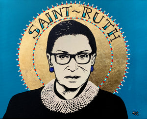 The one and only Saint Ruth