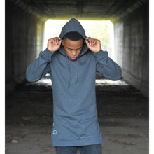 Expose Talent, Bury Fear Longline Hoodie
