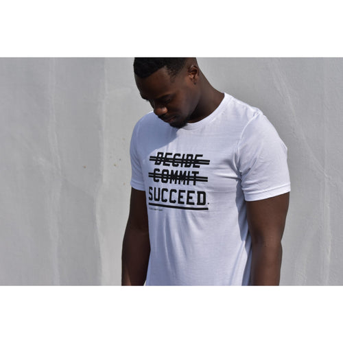 Decide Commit Succeed - Mens/Unisex