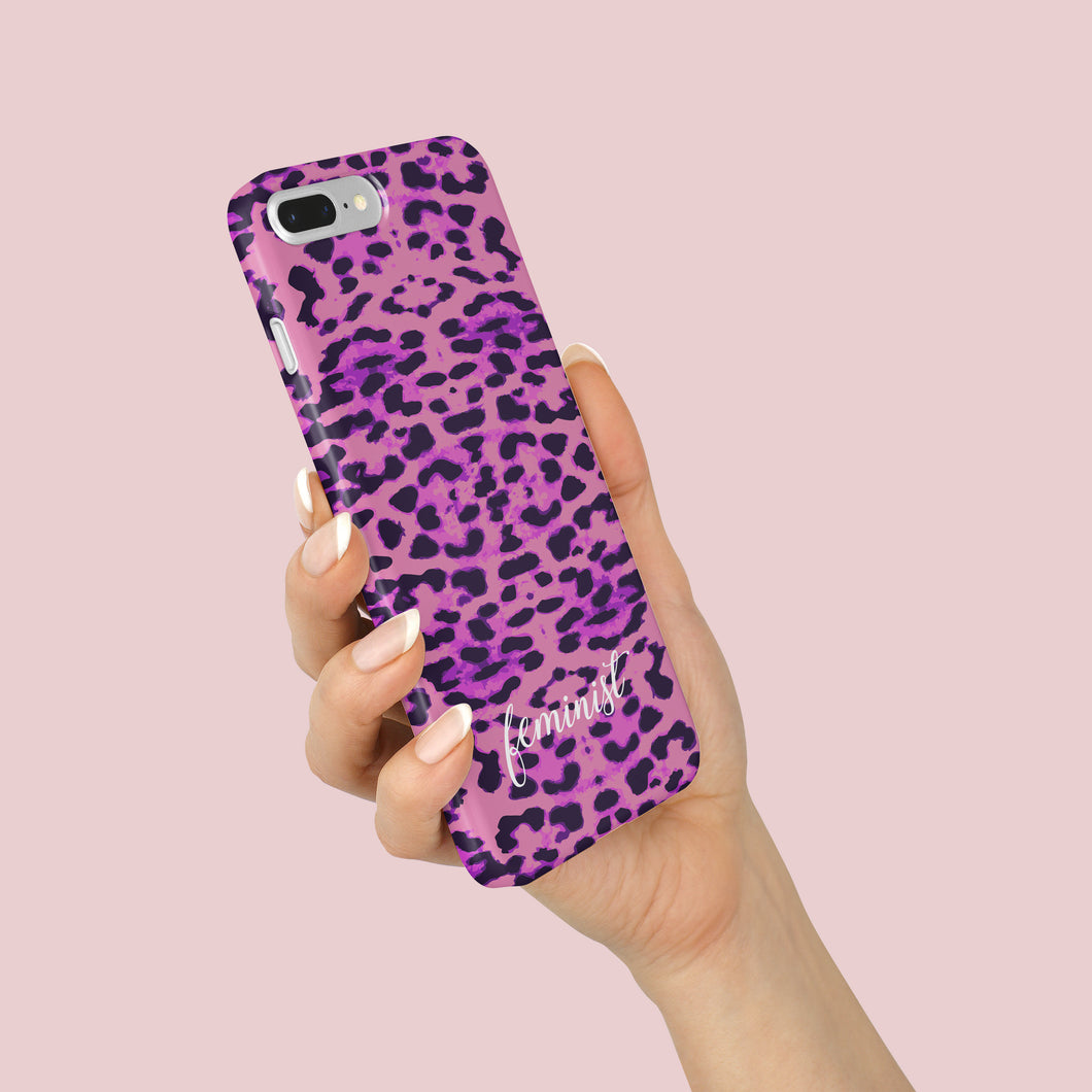 PINK-LEO Phone Case for Iphone & Samsung