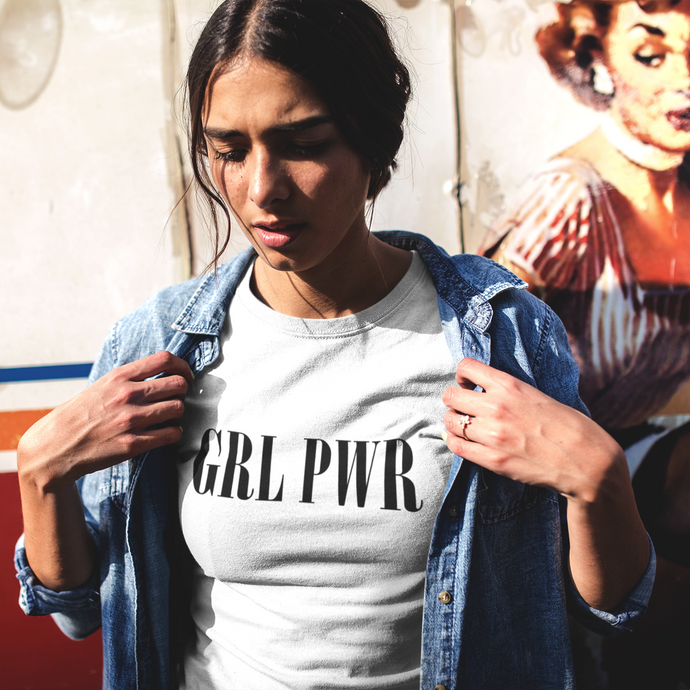 GRL PWR Short-Sleeve Unisex T-Shirt
