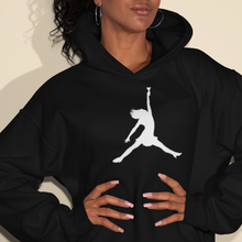 Load image into Gallery viewer, SKY MADONNA Hooded Sweatshirt