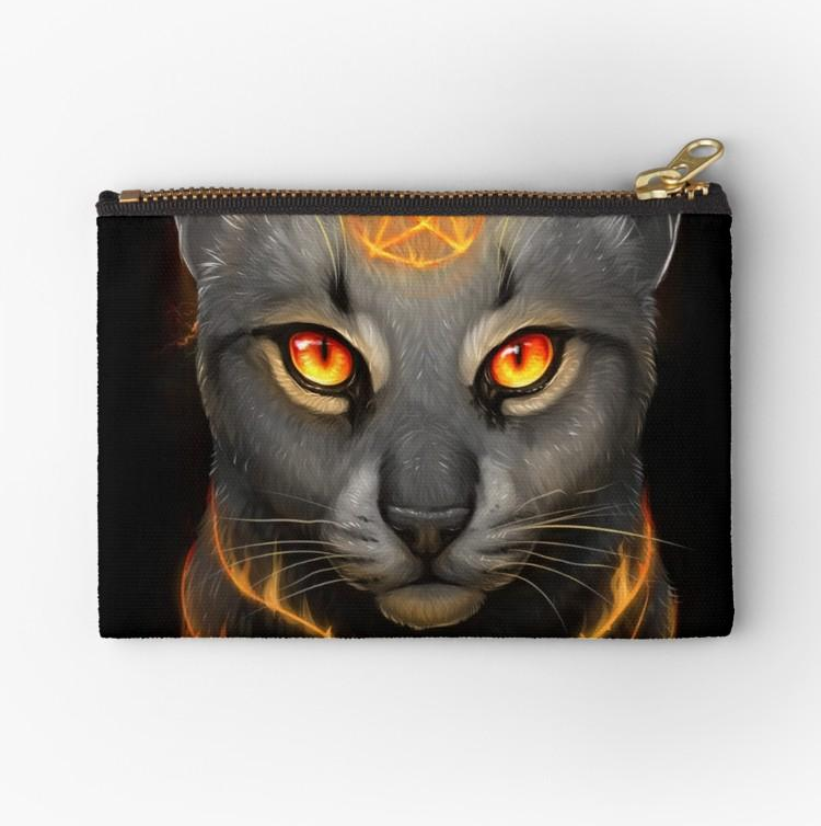 Fire Queen : Pouch