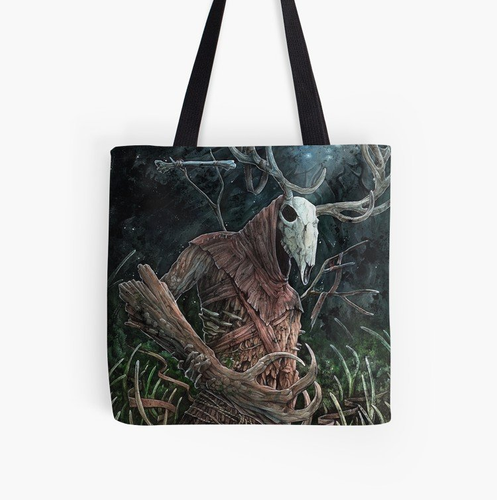The Leshen : Tote Bag