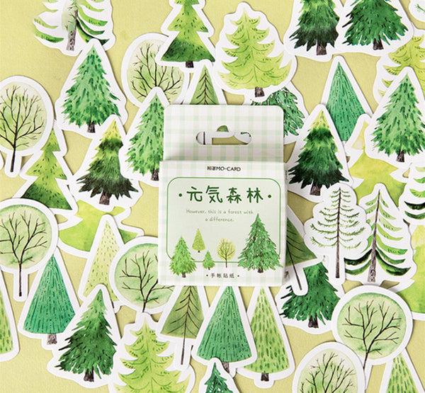 "Sticker Pack ""Wald"""