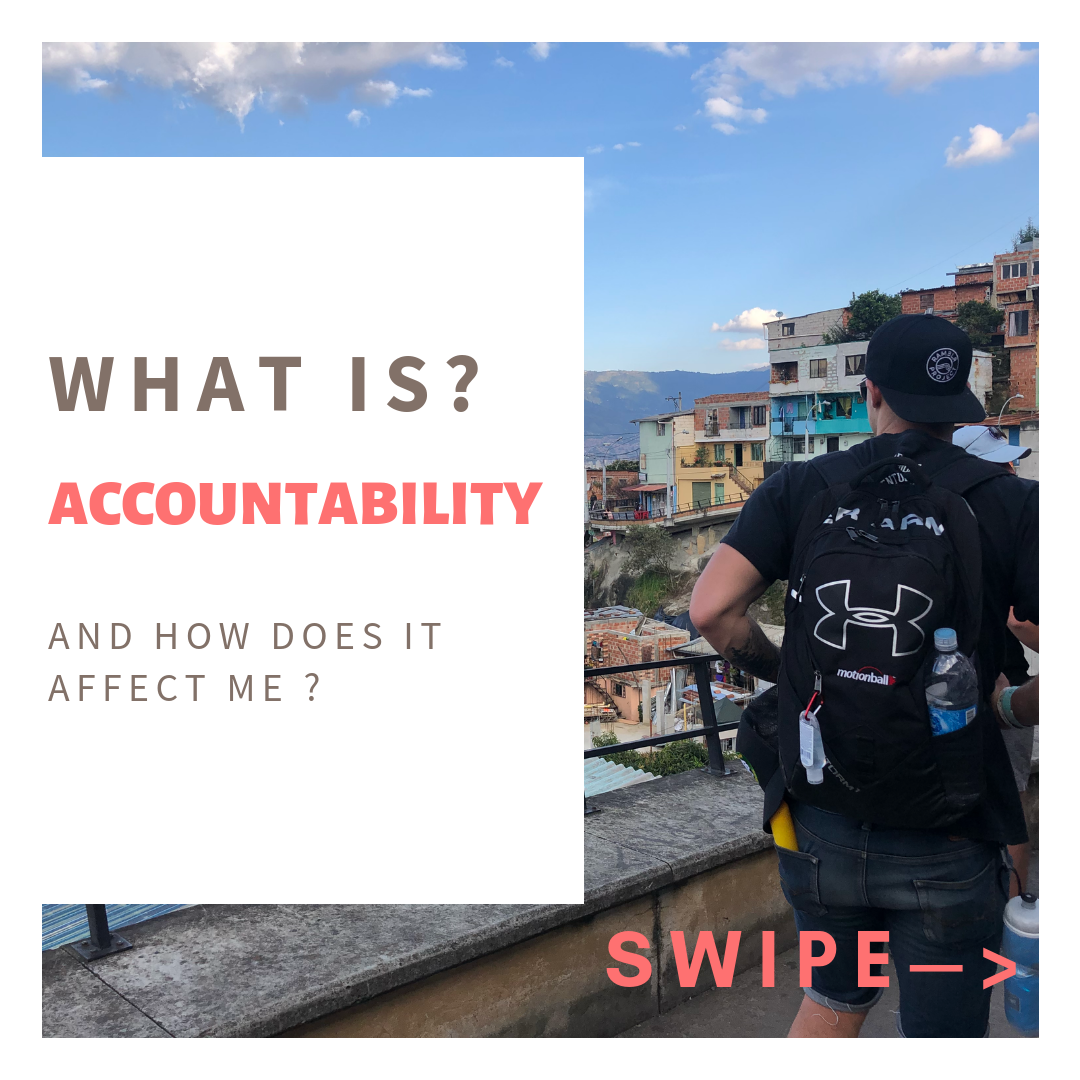 What is accountability ? Why is it important in everyday life ?