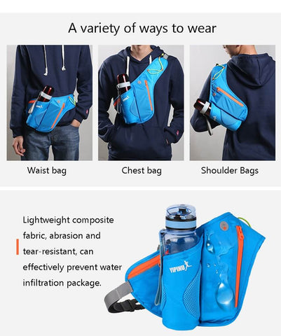Outdoor Waist Belt Bag