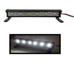 XP 6-LED Aluminum Blinding Light Bar Kit (109mm)
