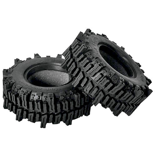 RC4WD Rock Crawler Mud Slinger 1.9 Tires