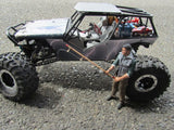 1/10Scale Rock Crawler, Garage Fishing Pole